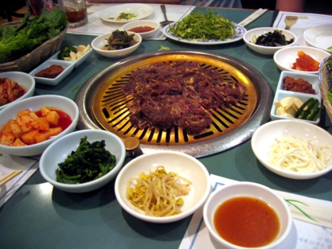 Korean Food - Bulgogi