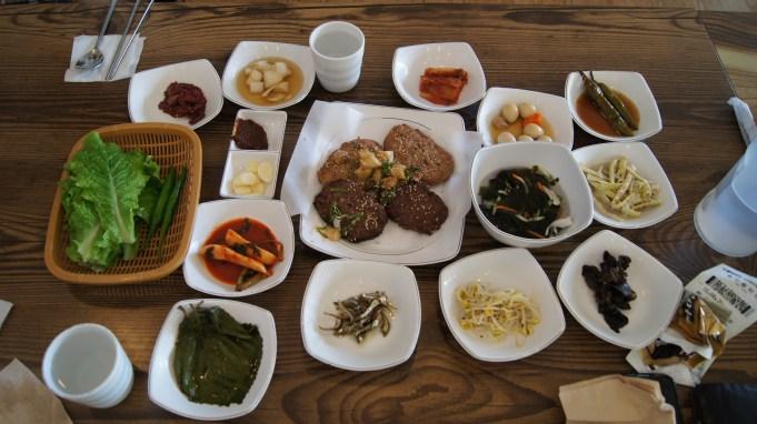 Korean Food - Ddeok Galbi