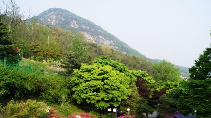 Seoul - Bukaksan