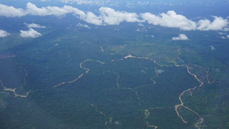 Oxbow Rivers Mulu National Park