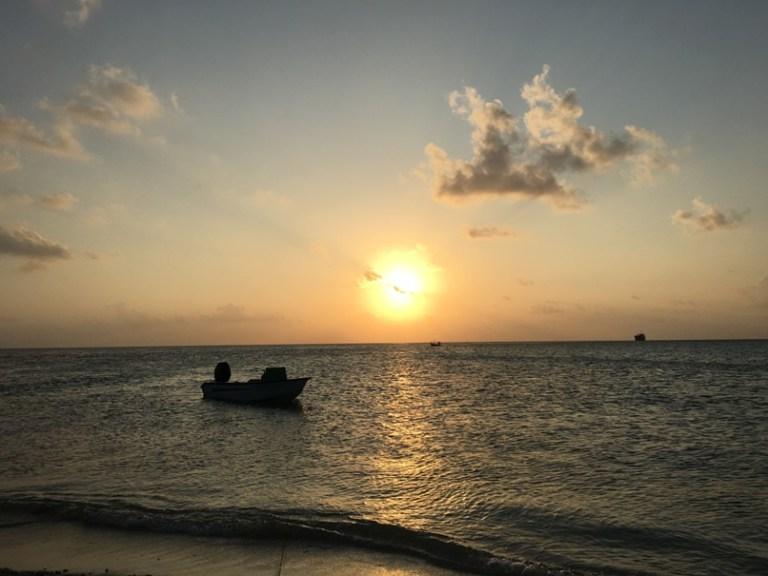 Mahibadhoo Sunset
