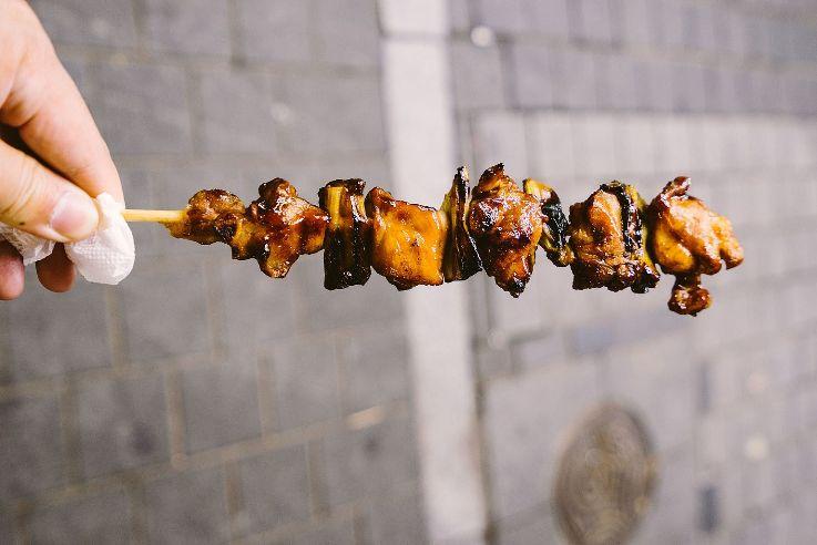 Chicken Skewers (Credit - Wei Te Wong)