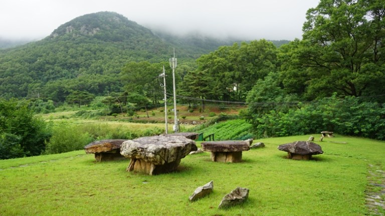 Oseong-ri Dolmen Ganghwa UNESCO