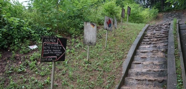 The Great Korean Road Trip – Day 2 – Ganghwa Dolmens