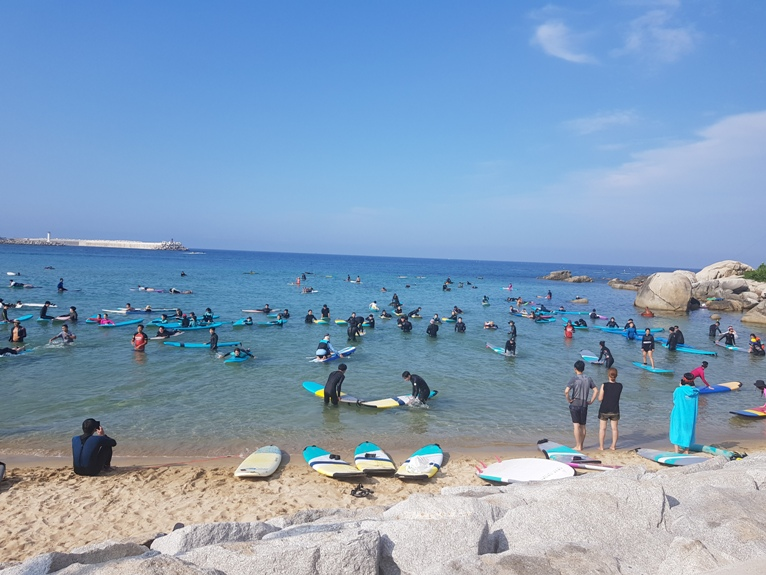beach yangyang