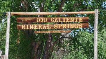 Ojo Caliente Mineral Springs