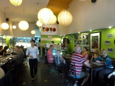 Koto restaurant interior