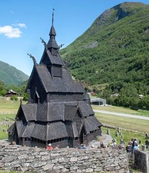 Borgund: Stave church. Photo credit: Jennifer Crites