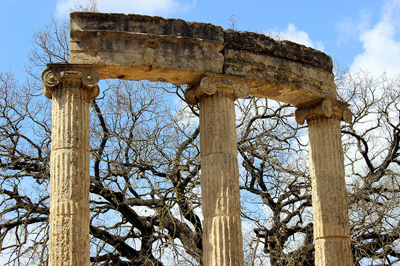 Ancient Olympia. Photo credit: Jim Richardson