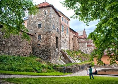 Oslo: Akershus Castle. Photo credit: Jennifer Crites