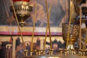 Russian Orthodox icons. Photo credit: Kristin Winet