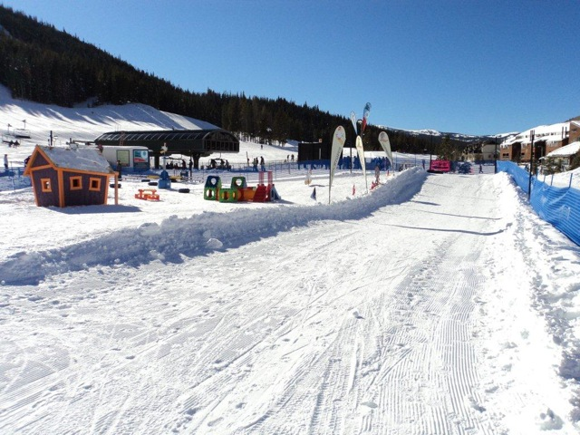 Copper Mountain's Squeal Hill