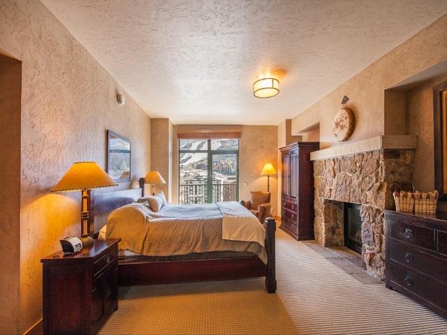 Grand Hotel Penthouse Master Bedroom. Photo Credit: Larry Pierce