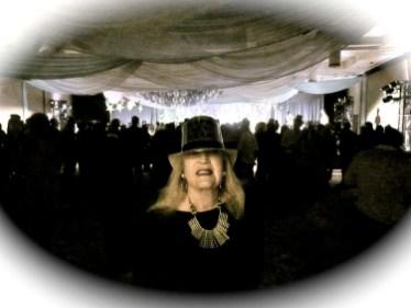 Celebrating New Year's Eve. Photo Credit: Barbara Singer