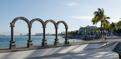 Arches on the Malecon