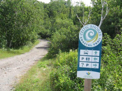 Celtic Shores Trail