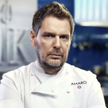 Chef Wojciech Modest Amaro
