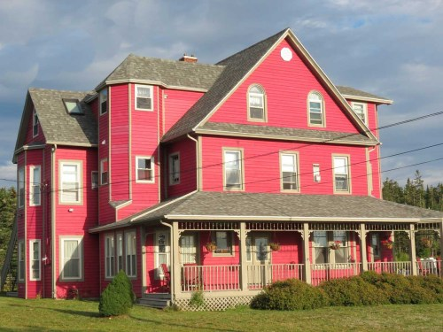 Louisbourg Cranberry Cove Inn