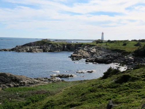 Louisbourg Lighthouse Trail