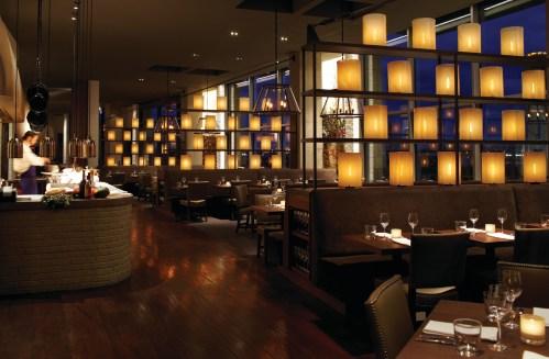 Wit & Wisdom Restaurant inside the Four Seasons