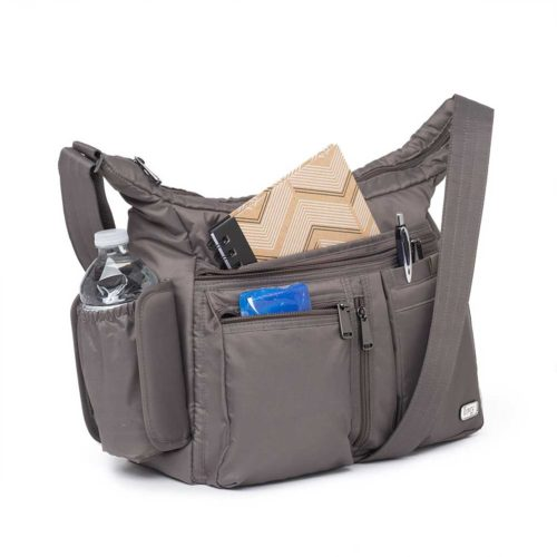 Double Dutch Cross-body Bag by LUG