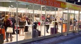 International Travel Goods Show - image courtesy of Travel Goods Association