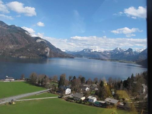 Salzkammergut Lake Country near Salzburg