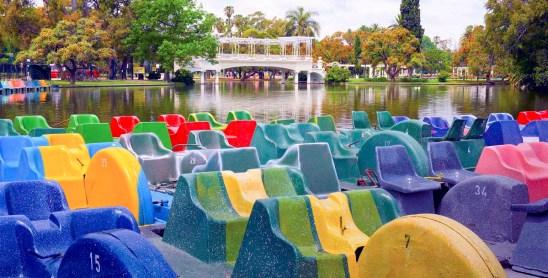 Paddle-boats-at Palermo Lakes
