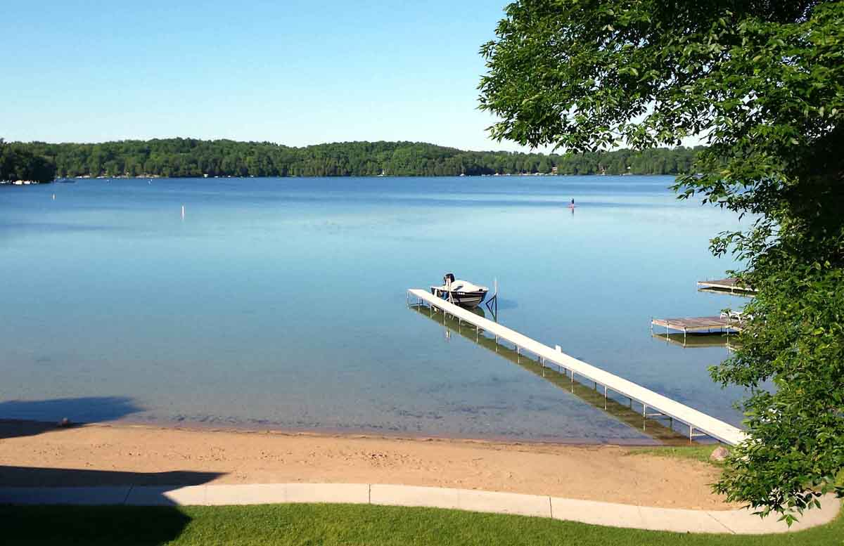 Lakeside Retreat: Escape to Elkhart Lake, Wisconsin