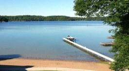Elkhart Lake Pier