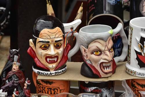 Bran Market scary gift mugs