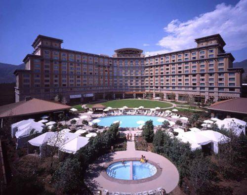 Pala Resort & Casino, San Diego, California