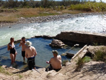 Hot Springs on the Rio Grande