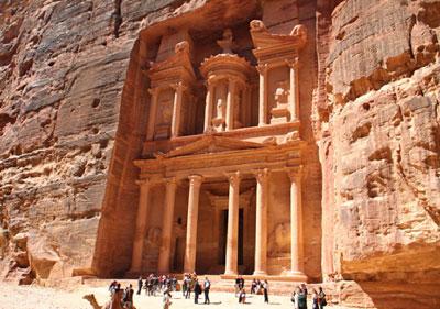 Tour Jordan: Land Of Antiquities by Kathleen Walls