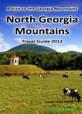 North Georgia Mountains Travel Guide 2012: A Visit to the Georgia Mountains by Kathleen Walls