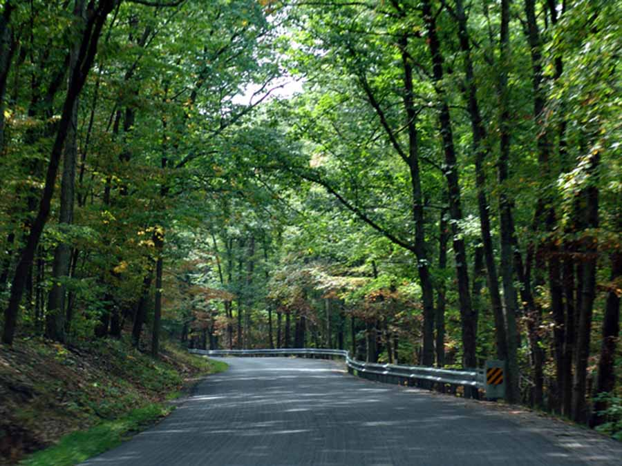 Shenandoah National Park, Virginia - Skyline Drive Scenic Byway
