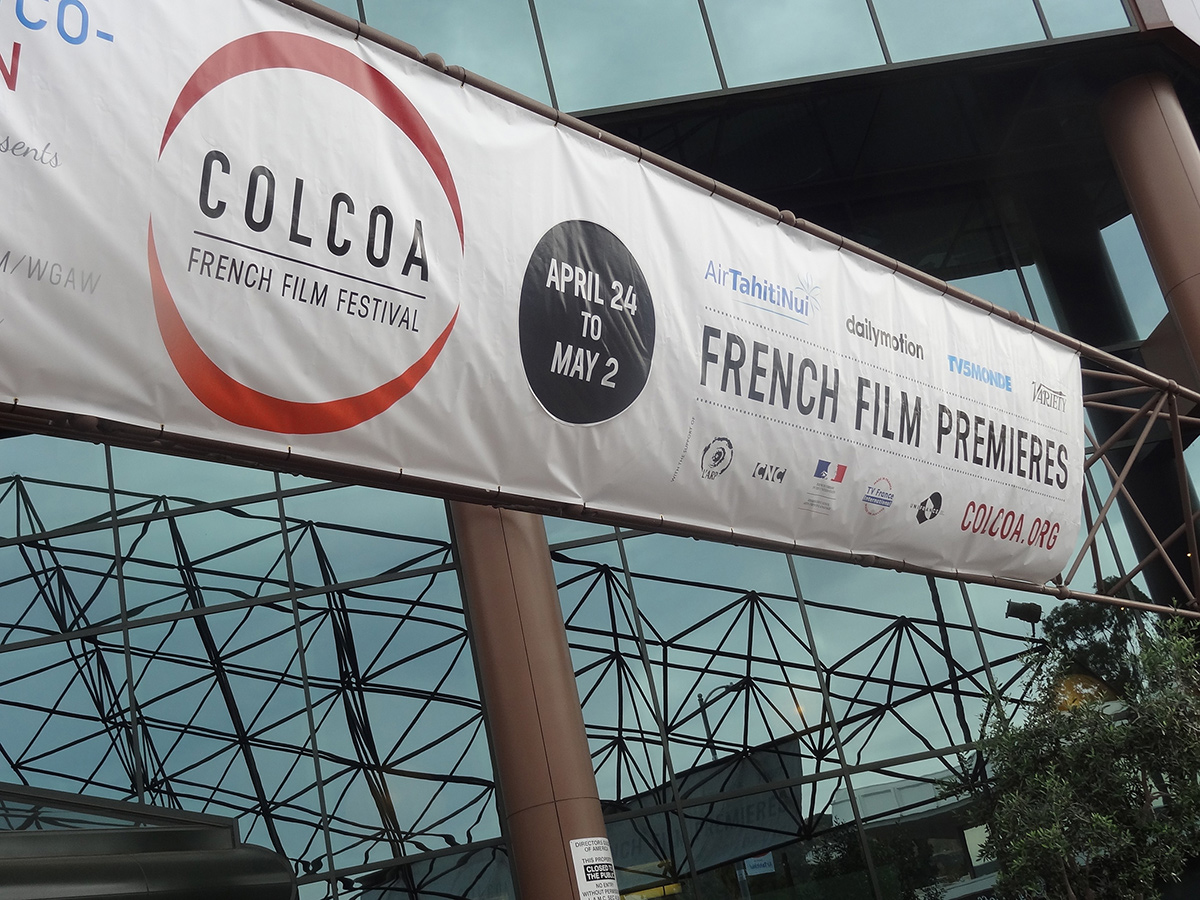 COLCOA: French Cinema Connection in Hollywood