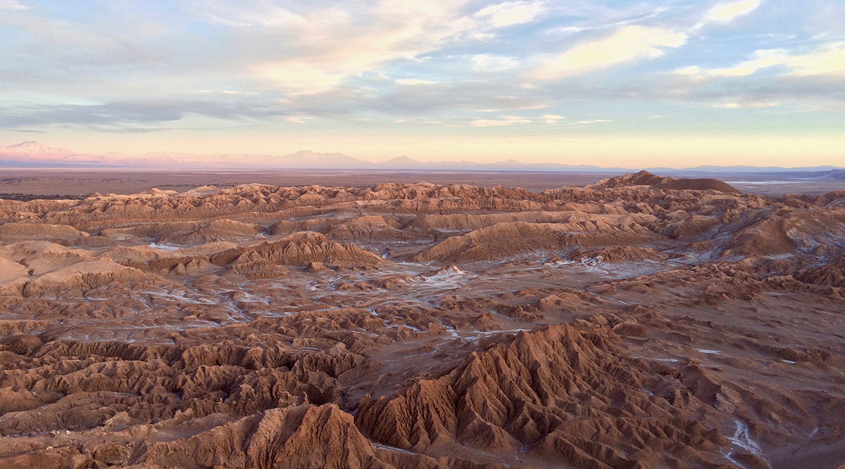 Chile's Atacama Desert: An Arid, Alien World