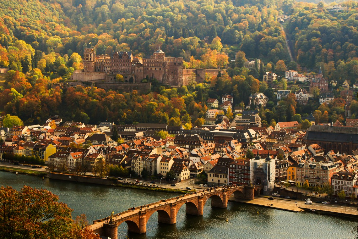 Fall Foliage Travels: From Heidelberg to Happy Valley