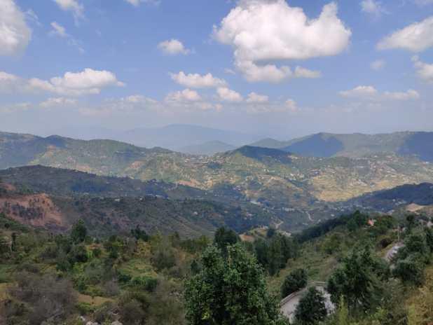 Nainital Hills