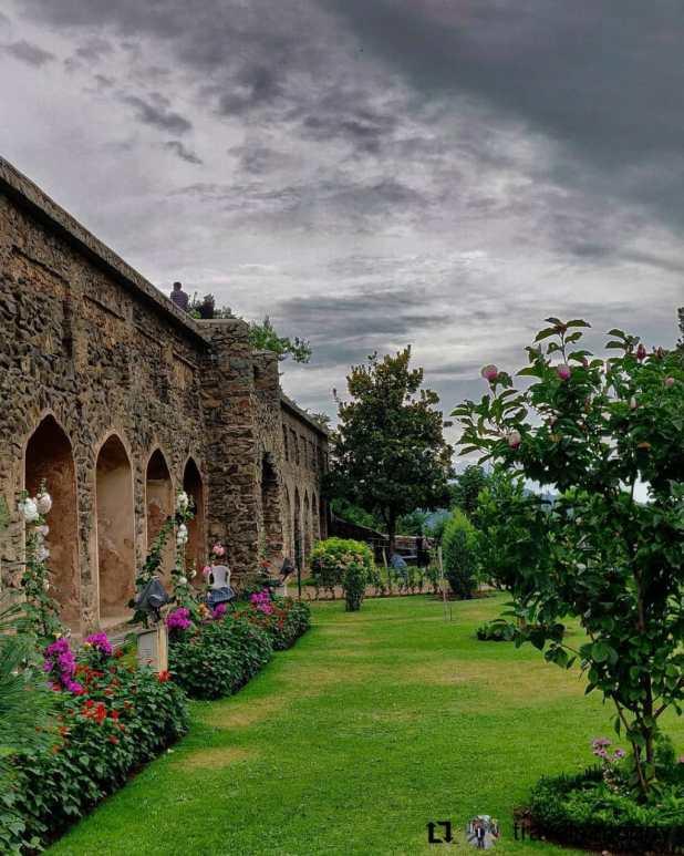 Pari Mahal, Srinagar