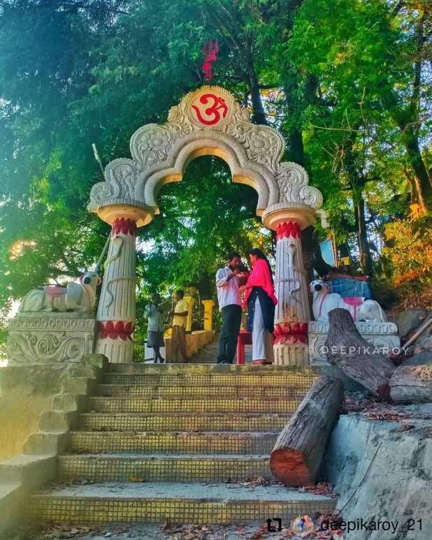 Umananda Temple, Assam