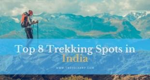 Trekking Spots in India