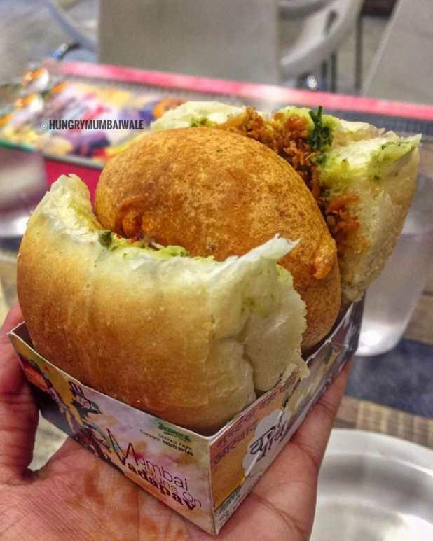 Vada Pav: Street food of Mumbai