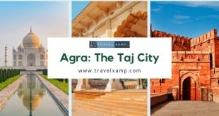 Agra The Taj City
