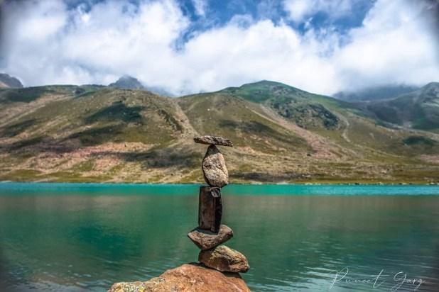 Gangabal Lake