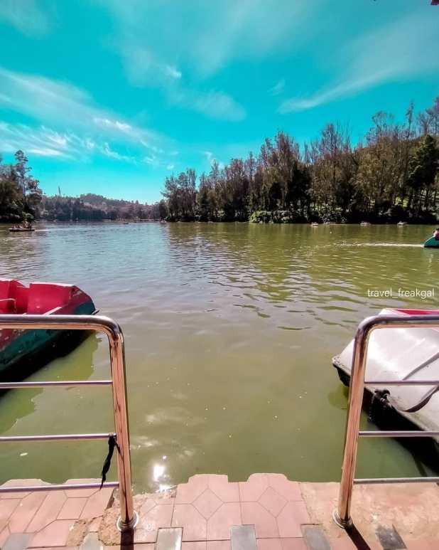 Ooty Lake, Ooty