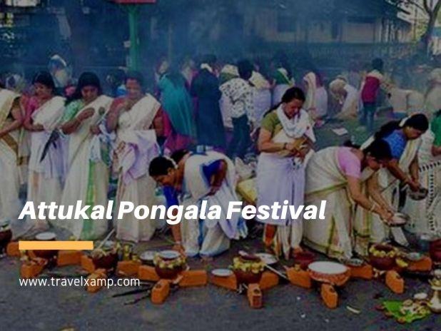 Attukal Pongala Festival