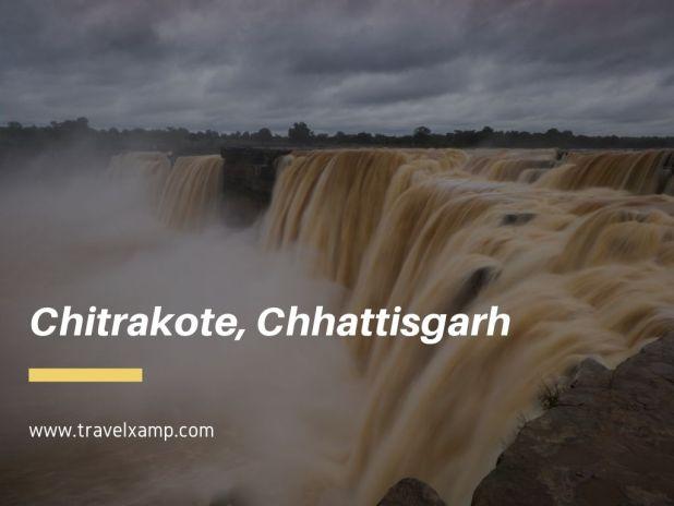 Chitrakote, Chhattisgarh
