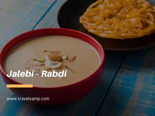 Jalebi – Rabdi
